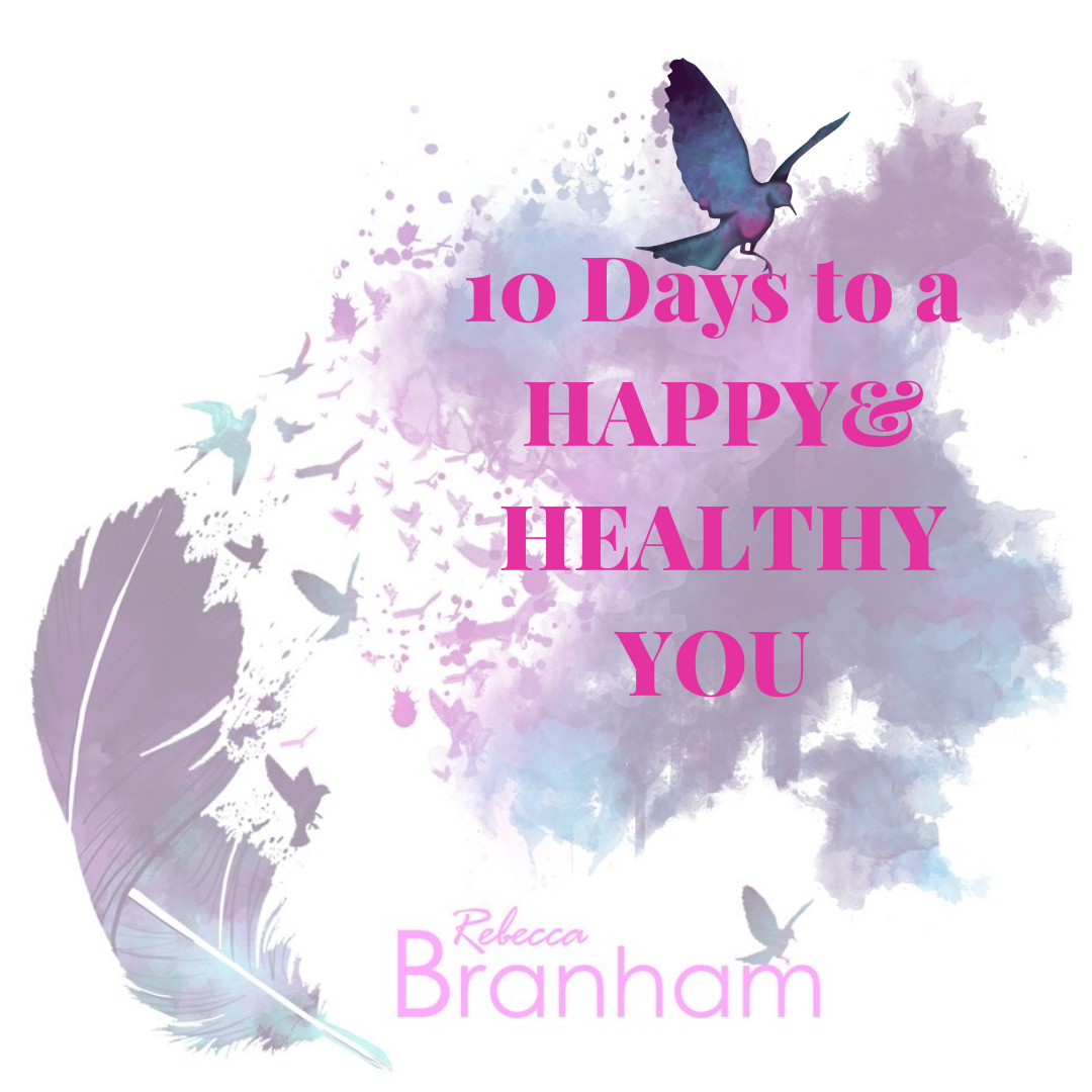 10 days to a happy and healthy you  1